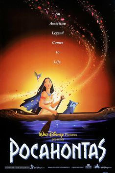 Walt Disney Posters | Walt-Disney-Posters-Pocahontas-walt-disney-characters-34865126-1990 ...