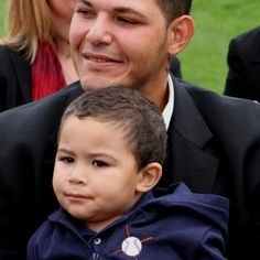 1000+ images about For the Birds! on Pinterest | Cardinals ...  Yadier Molina Son