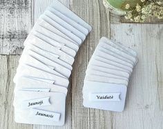 Items similar to Wedding Place Cards - Flat Place Cards - Wedding Name Tags - Favor Tags - Wedding Escort Cards - Name Cards - Wedding Name Cards on Etsy Wedding Name Tags, Wedding Place Cards, Elegant Names, Seating Cards, Wedding Places, Name Cards, Favor Tags, Card Sizes, Elegant Wedding