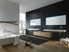 Ethnicraft Bathroom