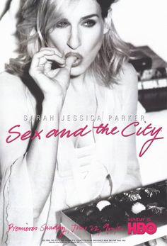 Sex and the City 11x17 TV Poster (2004)