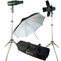 Adorama BFK3 Budget Studio Monolight Flash Kit #3: Picture 1 regular