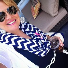 A North Carolina Summer, maxi dress, Chevron. Good things. #fashion #style