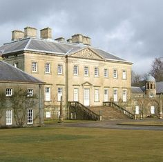 Prince Charles Unveils Dumfries House..