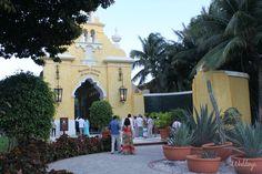 "Today is a beautiful day. Catholic celebration at Grand Palladium Riviera Maya. Wedding chapel ""Nuestra señora de las Nieves"" #WeddingsByPalladium #GrandPalladiumRivieraMaya"