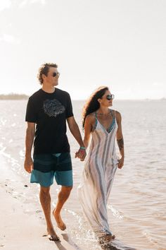 A Maui couples shoot at Baby Beach, Lahaina with Kindred Soul Studios. Kindred Soul, Lahaina Maui, Maui Beach, Beach Shoot, Family Affair, Beautiful Couple, Couple Shoot, Beautiful Beaches, Two By Two