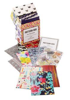 New Arrivals - Colorful Correspondence Postcard Set