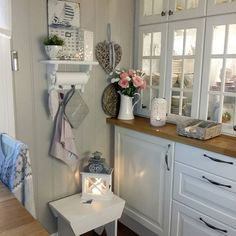 Shabby and Charme: Nordic Shabby Style a casa di Inge