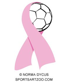 Soccer Breast Cancer Awareness for Soccer fans. Breast Cancer Quotes, Breast Cancer Shirts, Breast Cancer Support, Breast Cancer Awareness, Pink Games, Pink Out, Soccer Shirts, Clip Art, Soccer Theme