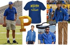 Halloween Costume - Coach Eric Taylor from Friday Night Lights