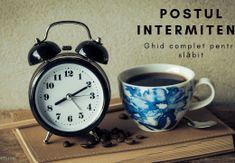 Postul intermitent – Ghid complet pentru slăbit Alarm Clock, Marker, Diet, Projection Alarm Clock, Markers, Alarm Clocks