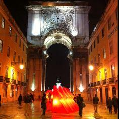 Lisbon at Christmas