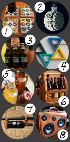 DIY Handmade Christmas Gift Ideas for Men - Gifts for Dudes that Aren't Duds