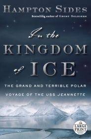 a white-knuckle tale of polar exploration and survival in the Gilded Age