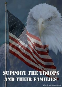 Support our troops and their families