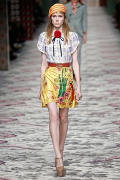 Gucci | Ready-to-Wear - Spring 2016 | Look 55