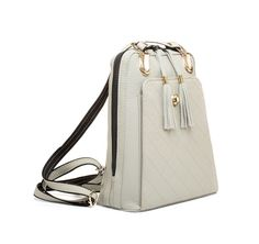 Kožený ruksak z pravej hovädzej kože č.8668 Rebecca Minkoff, Bucket Bag, Notebook, Bags, Fashion, Luxury, Colors, Handbags, Moda