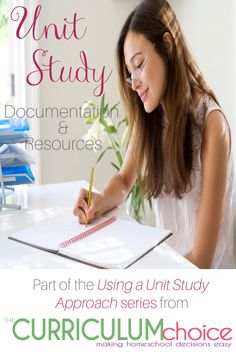 Unit Study Documentation & Resources - The Curriculum Choice Curriculum, Homeschool, Westward Expansion, Five In A Row, Teaching Style, Learning Styles, Mini Books, Creative Writing, Social Studies