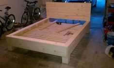 DIY Platform Bed With Floating Nightstands: 9 Steps (with Pictures)