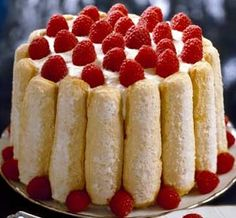 """The dessert """"Charlotte russe"""" was invented by Marie Antoine Carême who named it in honor of his Russian employer Czar Alexander I.No R"""
