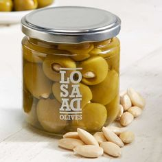 Gordal Olives Stuffed with Whole Almonds $10