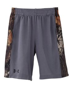 Loving this Graphite Mossy Oak 9 Shorts - Toddler on #zulily! #zulilyfinds