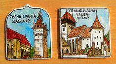 Magnet biserici fortificate- Transilvania   festART