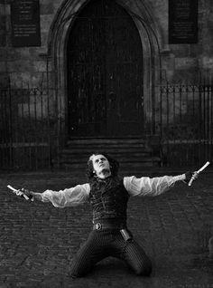 Sweeney Todd: The Demon Barber of Fleet Street, a Tim Burton's film. Set design: Dante Ferretti. Academy Awards Best Art Direction 2008