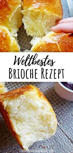 The Famous Bouchon Bakery Brioche This Easy Authentic Brioche Recipe Makes The Best Sweet Brioche Loaf Or Breakfast Buns Ever Eat Them Fresh Out Of The Oven With Jam A Classic French Recipe By Pastry Chef Thomas Keller Receta Pan Brioche, Brioche Loaf, Easy Bread, Brioche Rolls, Homemade Brioche, Thomas Keller, Breakfast, Crack Crackers, Recipes