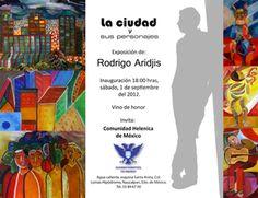 Rodrigo Aridjis - Noticias - Página web de rodrigoaridjis
