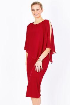 bird keepers The Overlay Midi Dress - Womens Calf Length Dresses - Birdsnest Buy Online