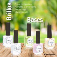 Bases y brillos Duben 🌻 Pídelos al 3113971874