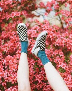 Spring has sprung and it looks great with checkerboard. via @thewildexistent on Instagram
