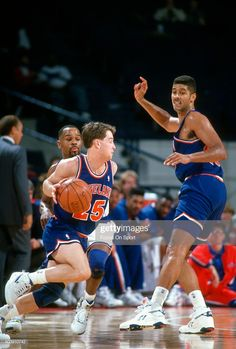 Cleveland, Brad Daugherty, Mark Price, Basketball Pictures, Nba Players, Basketball Court, Running, Sports, 1990s