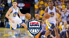 PRESS RELEASE: Klay Thompson and Harrison Barnes Invited to USA Basketball Mini-Camp