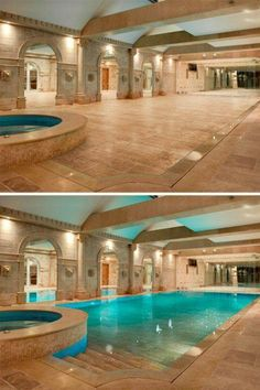 Awesome indoor pool!!