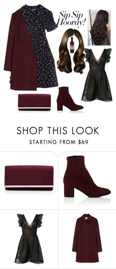 """goodbye , my love"" by fire0and0ice ❤ liked on Polyvore featuring Carvela Kurt Geiger, Barneys New York, Keds, Notte by Marchesa, Mulberry, girlstrip and WineTastingOutfit"