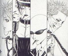 Manga: Nana Манга: Нана