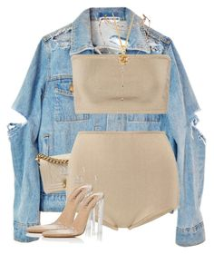 """Untitled #1197"" by daisystylist ❤ liked on Polyvore featuring Chanel, Balmain and adidas"
