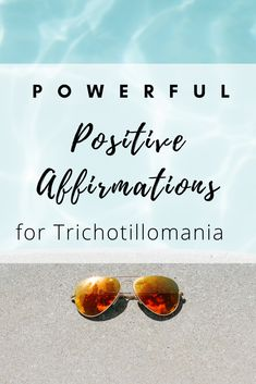 Powerful Positive affirmations to overcome Trichotillomania. Daily morning affirmations to stop hair pulling and release the guilt and shame associated with Trich. Stop pulling out your eyelashes and eyebrows. Affirmations Confidence, Affirmations For Anxiety, Healing Affirmations, Affirmations For Women, Morning Affirmations, Positive Affirmations, Gratitude Journal Prompts, Gratitude Quotes, Hair Loss Specialist