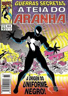 Teia do Aranha, A n° 64/Abril | Guia dos Quadrinhos