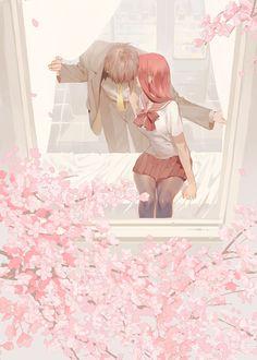 Kiss Sakura
