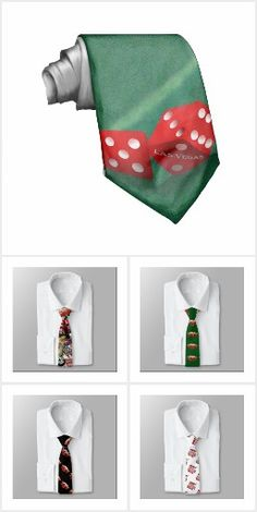 #LasVegasIcons Wear ~ Ties, Hats and Shirts! Customize by changing Shirt style or color... Hoodies, TankTops and more and styles to choose from! -  #Gravityx9 #Zazzle -