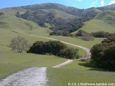 Mission Peak Regional Preserve,  East Bay Regional Park District,  Alameda County