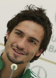 Mats Hummels   this man is gorgeous!!! too bad Germany didn't go through to the final.