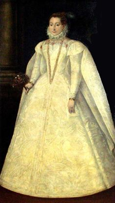 1565 Mary Stuart wedding dress by ? (location unknown to gogm) the lost gallery