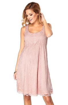 Lækre Happy Holly Kjole Kira St?vet rosa fra Halens Happy Holly Kjoler til Dame i behagelige materialer