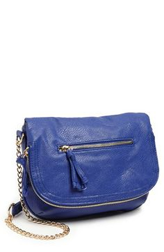 a41c98351df7 Under One Sky Faux Leather Crossbody Bag (Juniors) available at  Nordstrom  Xmas Wishes