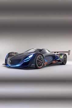 The Mazda Furai concept was inspired by the movement of wind Ferrari F50, Mazda Cars, Car Backgrounds, Unique Cars, Sweet Cars, Japanese Cars, Car Wallpapers, Amazing Cars, Courses