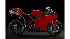 Ducati 848 evo (red, 2011 model)